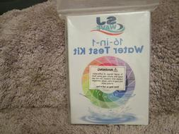 16 in 1 Drinking Water Test Kit Hard Water Quality Tester Aq