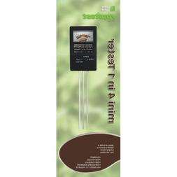 Luster Leaf 1818 Rapitest Mini 4-in-1 Soil Tester Outdoor/Ga