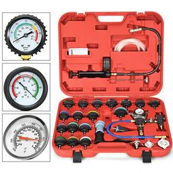 28 PCS Professional Radiator Pressure Test Tool Cooling Syst