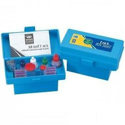 4 IN 1 Test Kit For Swimming Pool & Spa - Water Maintenance