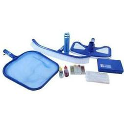 Pool Central 5-Piece Premium Pool Cleaning Maintenance Set T