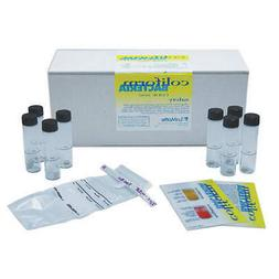 LAMOTTE 5850 Water Test Ed Kit, Coliform Bacteria