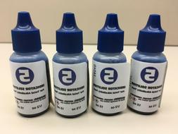 ALKALINITY TEST KIT SOLUTION REAGENTS #5 - 1/2 OZ,  PACK POO