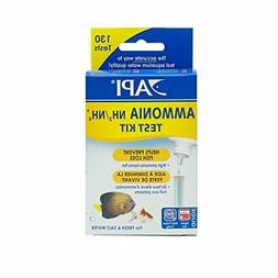API AMMONIA 130-Test Freshwater and Saltwater Aquarium Water