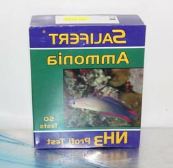 ammonia aquarium test kit exp