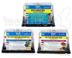 API Master Multi Liquid Type Test Kits Freshwater/Saltwater/
