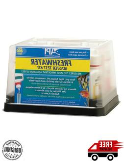aquarium freshwater master test kit 800 count