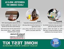 Asbestos, Lead, and Mold Combo Test Kit  Schneider Labs