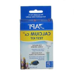 API CALCIUM TEST KIT Saltwater Aquarium Water 1-Count Test K
