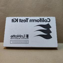 LaMotte Coliform Test Kit Type 4-3616. Free Shipping.