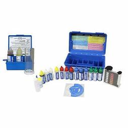 Taylor Complete Swimming Pool/Spa Test Kit +  Sodium Chlorid