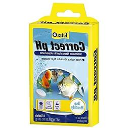 Tetra Correct pH Tablets for up to 80 Gallon Aquariums, 8-Co