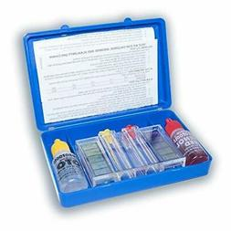 Swimline Deluxe Dual Test Kit-Packaged, Blue, 1 oz