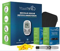 Care Touch Diabetes Testing Kit – Care Touch Blood Glucose