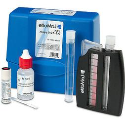 LaMotte Environmental Test Kit Iron