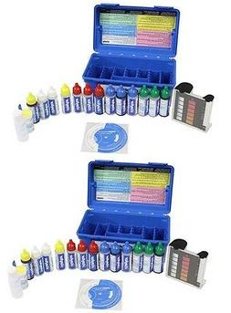 Taylor K-2006 Complete Chlorine Pool and Spa Water Test Kit