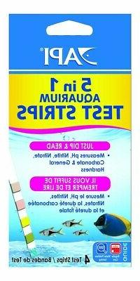 1 test strips water conditioner