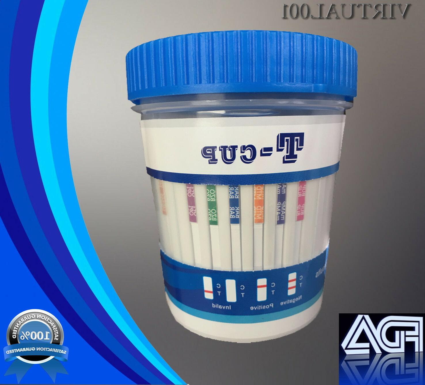 14 panel drug testing kit 3 urine