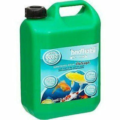 TETRA POND AQUA SAFE 101.4 OZ WATER CONDITIONER AQUASAFE PON
