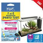 5in1 API Aquarium Fish Tank Water Test Strips - pH nitrite n