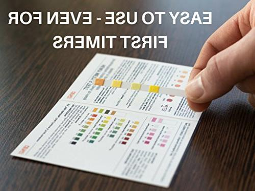 Drinking Test For and Well Water - Testing Strips Copper and