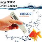 Digital Fish Tank Pond Salt Water Pool Quality Purity Tester
