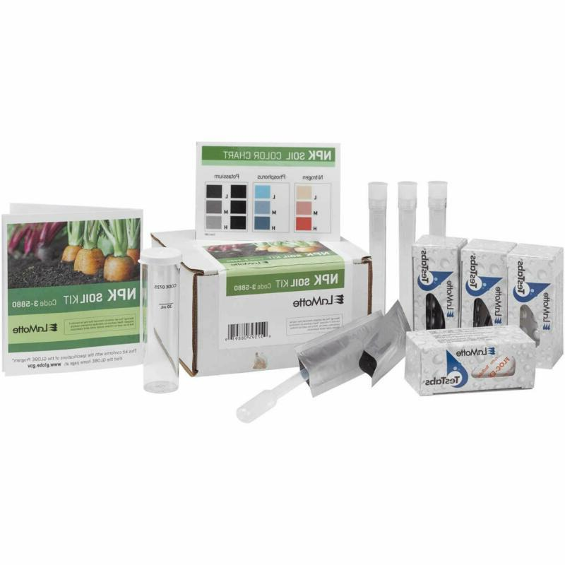 LaMotte N-P-K Soil Test Kit