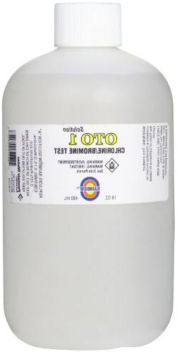 Pentair R161056 No.2 OTO Solution, 16-Ounce