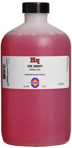 Pentair R161126 pH Solution Phenol Red with Chlorine Neutral