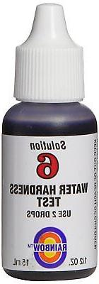 Pentair R161634 No.6 Water Hardness Test Solution, 1/2-Ounce
