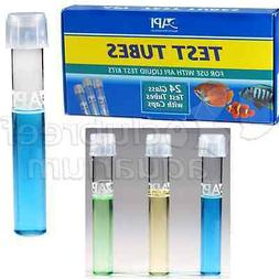 Liquid Test Kit/Sample Tube Glass Vial Replacement Plastic C