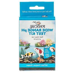 PondCare Liquid Wide Range pH Test Kit