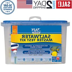 API Master Test Kits API SALTWATER MASTER TEST KIT 550-Test