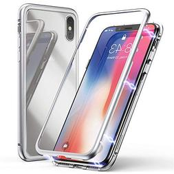 Weite New for iPhone Xs Max Case Cover, Magnetic Adsorption