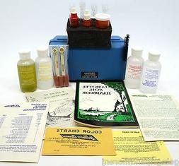 New in Opened Box LAMOTTE CHEMICAL SOIL TEST KIT Model EL, C