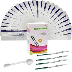 one step pregnancy test strips early hcg