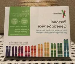 personal genetic service ancestry health dna test
