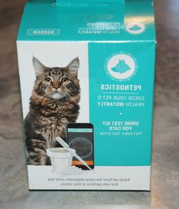 Petnostics Cat Test Kit With Litter Kit and Cat Litter-Cup &