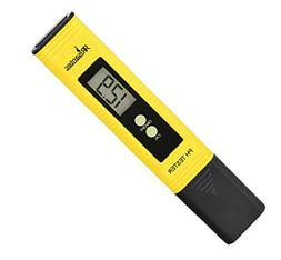 Risantec Digital PH Meter Tester Best For Water Aquarium Poo