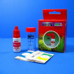 AZOO PH TEST KIT 6 ~ 7.6 Aquarium 57 tests aquatic plant Fre