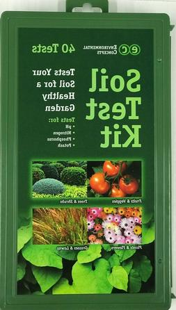 RAPITEST 1662 PREMIUM SOIL TEST KIT LAWN FLOWER PLANT TEST G
