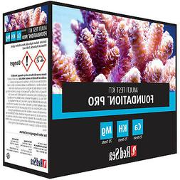 Red Sea Reef Foundation Pro Test Kit Ca KH Mg Saltwater Test