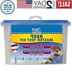 API REEF MASTER TEST KIT Reef Aquarium Water Test Kit 1-Coun