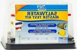 Aquarium Pharmaceuticals Saltwater Liquid Master Test Kit