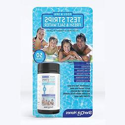 Sherlock Hones Swimming Pool Test Strips - Hot Tub, Spa & Po