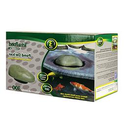 TetraPond Pond De-icer, Thermostatically Controlled, 300-Wat